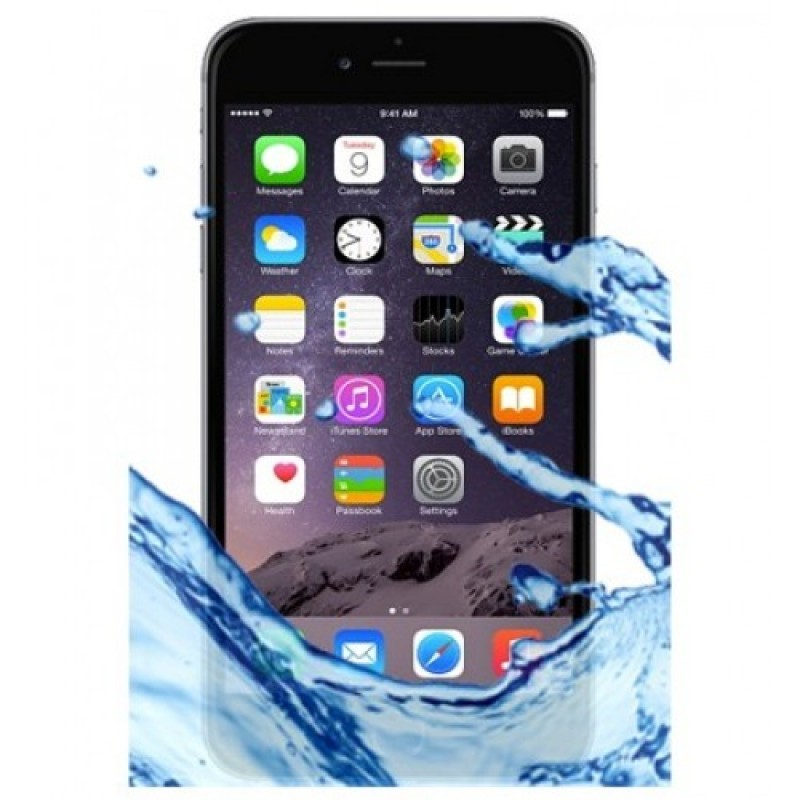 Iphone 5 water damage repair service imendfones get your communication sorted for Dropped iphone in swimming pool